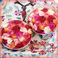 石けんデコパージュ - La fraise blanche ~カルトナージュ&ハンドメイド~