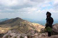 九重連山 牧の戸峠-長者原縦走 - 山とコーヒーと自転車と時々アートのある暮らし