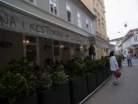 クロアチア旅行:ザグレブでの食事は量が多い! - おいしいもの大好き!