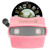 COMING SOON: Dinokitty View Master by Mab Graves - 下呂温泉 留之助商店 入荷新着情報
