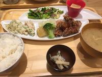7日 お肉のランチ@おぼんでごはん - 香港と黒猫とイズタマアル2