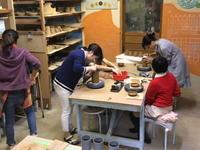 ヒツジが120匹・・・ - 週末陶芸家 フジサキウサジ