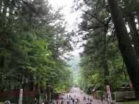 日光山内の風景 - AREKORE