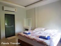 ランタ島到着!今回のお宿も前回と同じ「Klongdao Sunset Villa」 - 酒飲みパンダの貧乏旅行記 第二章