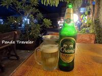 ランタ島初日の夜宴 - 酒飲みパンダの貧乏旅行記 第二章