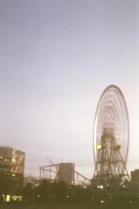 Accumulation of light -Ferris wheel- - jinsnap_2(weblog on a snap shot)