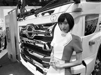 2017 東京モーターショー : その11 - デジタル美人