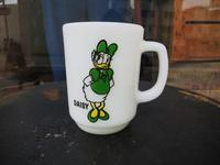 Fire King Disney Mug DAISY - DELIGHT CLOTHING&SUPPLY