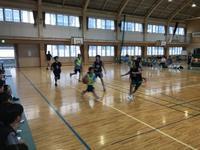 20180708-練習試合 - 日出ミニバスケットボール