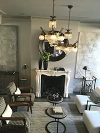 照明器具が特徴的な家!!ハウスツアー4軒目の住宅♪♪ - イギリスからおもてなし - Atelier Curious March -