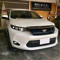 ハリアー60スピーカー取付(FOCAL) - 静岡県静岡市カーオーディオ専門店のブログ