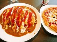 京都市 何度でも食べたくなるオムライス♪ tt - 転勤日記
