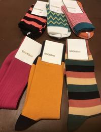 SOCKSist - Shoe Care & Shoe Order 「FANS.浅草本店」M.Mowbray Shop