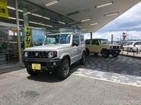 新型ジムニー JB64 乗してきました(σ´・ω・) - ★豊田市の車屋さん★ワイルドグース日記