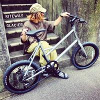 RITEWAY 『 GLACIER 』グレイシア ライトウェイ シェファード パスチャー スタイルズ シェファードシティ クロスバイク 自転車女子 おしゃれ自転車 自転車ガール - サイクルショップ『リピト・イシュタール』 スタッフのあれこれそれ