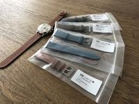 NOSTIME 腕時計ストラップ - 5W - www.fivew.jp