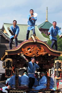 成田山祇園祭② - Taro's Photo