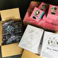 ToyQube便、到着 - 下呂温泉 留之助商店 店主のブログ