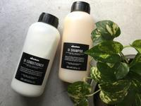 ダヴィネスOI Shampoo  OI conditioner - HAIR SALON BOUQUET blog