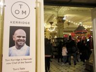 トム・ケリッジが今秋、ロンドン初となるレストランをオープン - イギリスの食、イギリスの料理&菓子