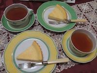 イエロー&グリーンの器で - BEETON's Teapotのお茶会