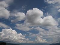 夏空が戻ってきました - 八ヶ岳 革 ときどき くるみ