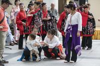 浜松2018ゆかた祭り GANKO総踊り - tamaranyのお散歩2
