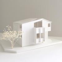 物見テラスを中心に、居場所を回遊する光と借景の家 - kukka  kukka