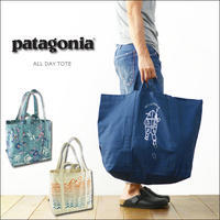 patagonia[パタゴニア正規代理店] ALL DAY TOTE [59270] キャンバストートバッグ・エコバッグ・コンパクトバッグ MEN'S/LADY'S - refalt   ...   kamp temps
