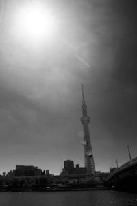 東京の空1 - はーとらんど写真感