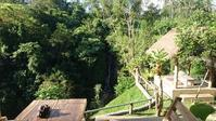 Warung Layana で夕方のお茶休憩 @ Jl.Raya Goa Gajah ('18年4月) - 道楽のススメ