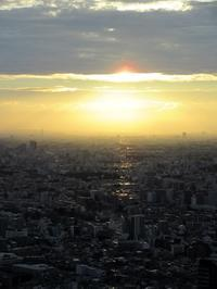 【パークハイアット東京に慣れるまでの3日間】 - お散歩アルバム・・まぶしい夏空