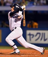山田クン 8打数連続安打で打率3割復帰! - ファン歴45年 神宮の杜
