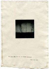 重いドア - Arte Garecchi