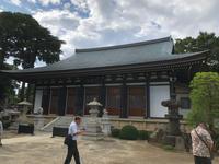 7月9日(月)/東光寺で回向 - Long Stayer