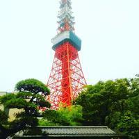 日中の東京タワー。 - ななるいるぎ