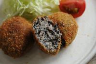 黒豆コロッケ - おつまみノート