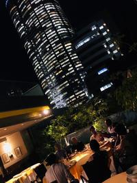 【六本木】イタリアンレストランでBBQ! - casa del sole