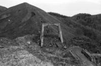 80年代夕張133・夕張炭鉱ズリ山の今昔 - 萩原義弘のすかぶら写真日記
