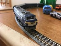 TOMIXの鉄道模型で遊ぶ息子たち。 - 子どもと暮らしと鉄道と