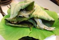 鮎は作意をもたせず焼物が一番 - ハレの日は椿亭の料理でおもてなし   公式weblog