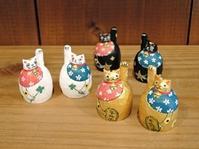 『愛しのこねこ展』出展作品紹介その2 - 湘南藤沢 猫ものの店と小さなギャラリー  山猫屋