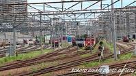 「JR貨物列車隅田川駅」ブログ開設1周年 - こころ絵日記 Vol.1