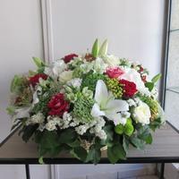 お葬式のお花 - パリ花時間
