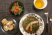 薬膳料理教室 〜梅雨の養生〜 - 日々のちっちゃな幸せを。