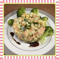 残り物で作る簡単おもてなしサラダ - kajuの■今日のお料理・簡単レシピ■