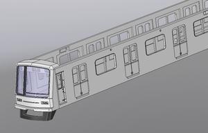 泉北高速鉄道を作りたい。【3】 - 荒川総合車輌区