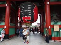 浅草寺 ほうずき市 スナップ - エンジェルの画日記・音楽の散歩道