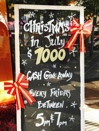 Christmas in July - Ready Set 豪! 〜 ゴールドコースト生活情報