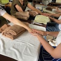 7月のアロマハンドセラピスト - 千葉の香りの教室&香りの図書室 マロウズハウス